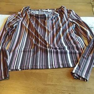 5 BUCKS...Merona shirt size small, GUC